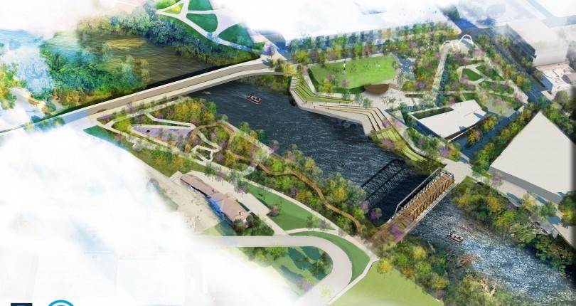 Fort Wayne Riverfront Development