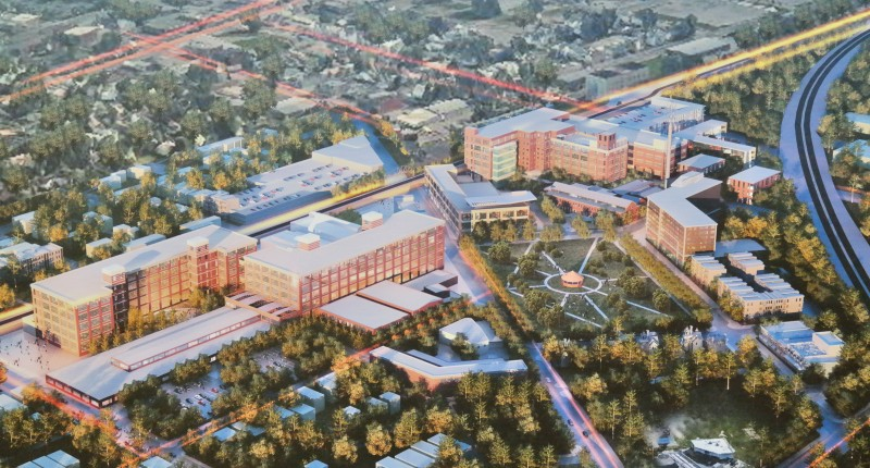 Developer buys GE Campus with $300 Million Dollar Plan