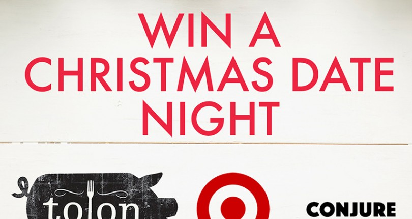 Christmas Date Night Giveaway!