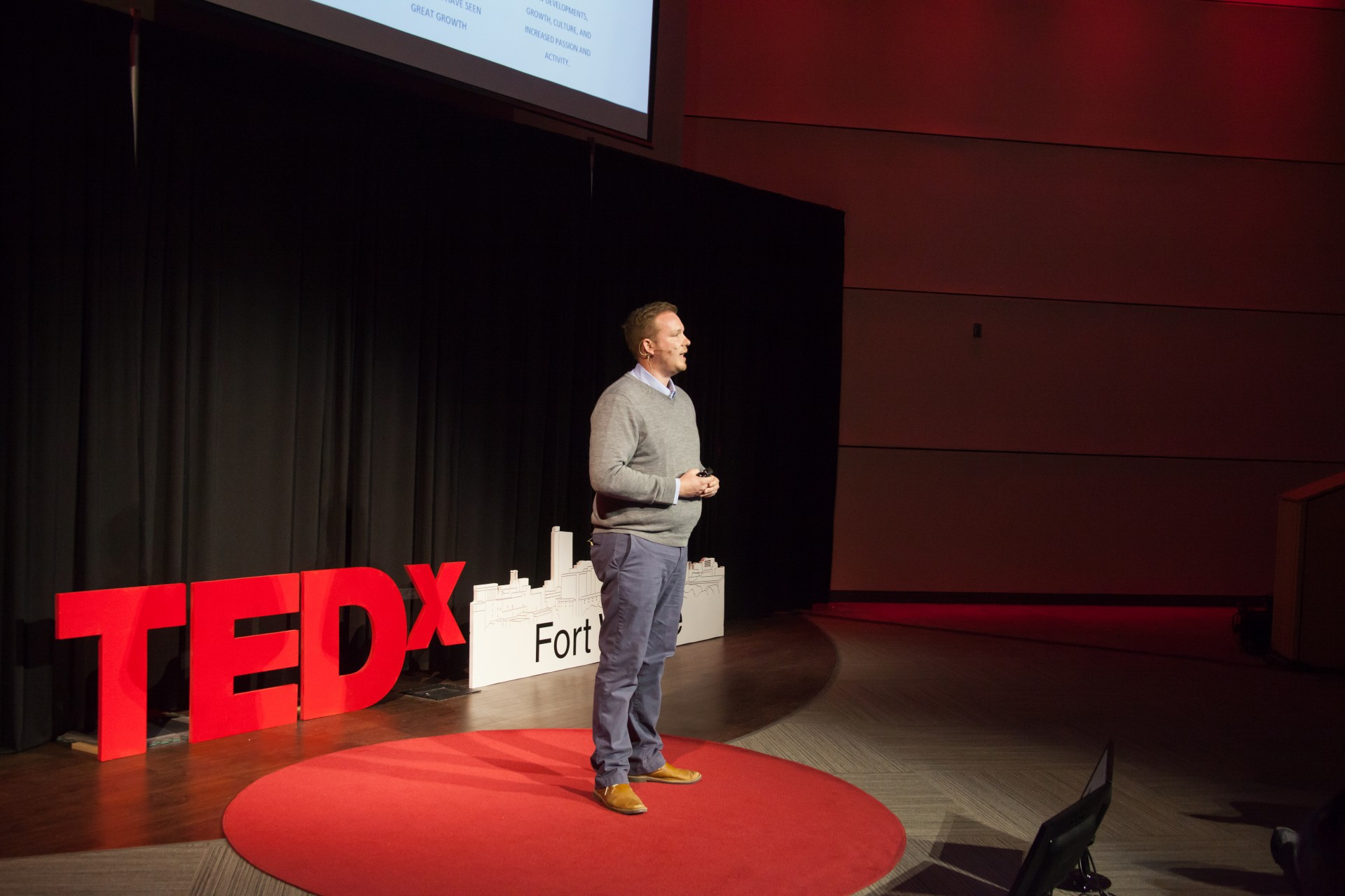 Neighborhood Pride – My TED Talk