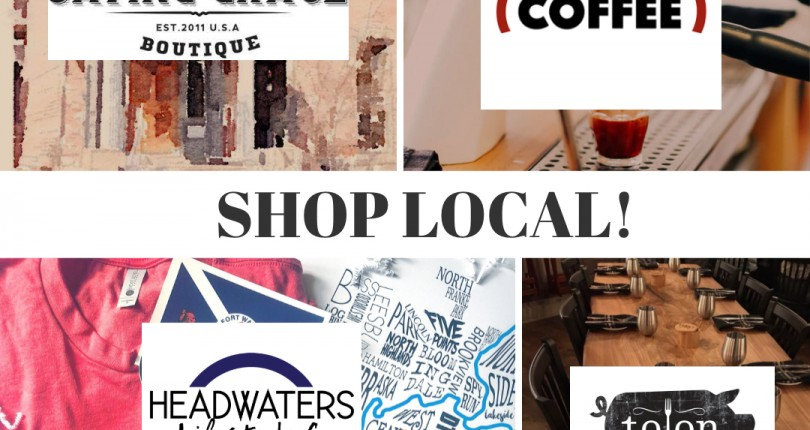 Shop Local!!